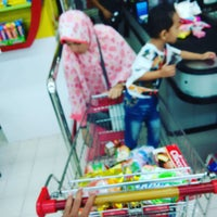 Photo taken at Carrefour by Muhammad N. on 10/11/2015
