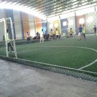Photo taken at Futsal 1818 Ceria by Muhammad N. on 12/2/2012
