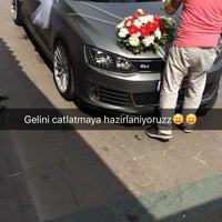 Photo taken at Elif Çiçekçilik by Sedat Ö. on 9/3/2016