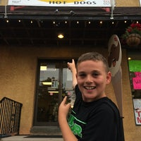 Photo taken at Paulie's Hot Dogs by Matthew M. on 7/18/2015