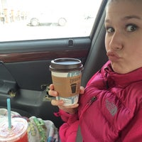 Photo taken at Caribou Coffee by Isabel H. on 3/24/2015
