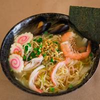 Photo taken at Wild Sushi & Ramen by Wild Sushi & Ramen on 10/8/2015