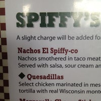 Photo taken at Spiffy's Restaurant & Bakery by Andy H. on 5/17/2013
