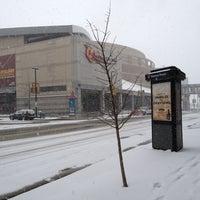 Photo taken at Radisson Hotel Cleveland-Gateway by Christina C. on 2/2/2013