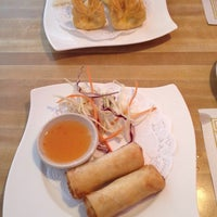 Photo taken at House of Thai by Christina C. on 1/15/2014