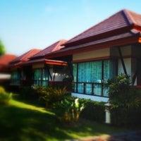 Photo taken at Klong Prao Resort Koh Chang by Auu S. on 1/20/2013