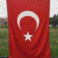 Photo taken at Ezine 3. Jandarma Eğitim Tabur Komutanlığı by Esra T. on 3/2/2018