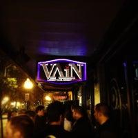 Photo taken at Vain by Jordan R. on 3/31/2013