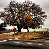 Photo taken at Clover Hill High School by Jordan R. on 10/12/2013