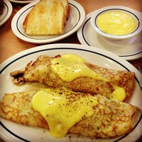 Photo taken at IHOP by Jordan R. on 11/11/2012