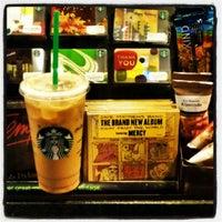 Photo taken at Starbucks by Jordan R. on 9/14/2012