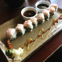 Photo taken at Seito Sushi by Jordan R. on 7/19/2015