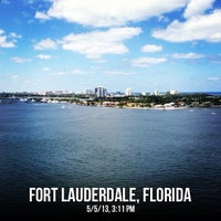 Photo taken at Port Everglades by Jordan R. on 5/5/2013