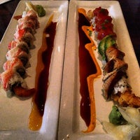 Photo taken at Seito Sushi by Jordan R. on 10/23/2013