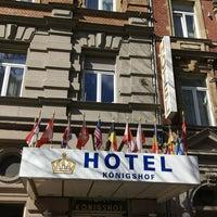Снимок сделан в Hotel Königshof пользователем Antonio C. 3/29/2018