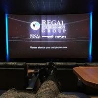 Photo taken at Regal Cinemas Dulles Town Center 10 by Nini S. on 12/14/2016