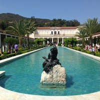 Photo taken at J. Paul Getty Villa by Chris Z. on 6/1/2013