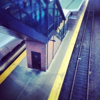 Photo taken at Albany-Rensselaer Station by Christina H. on 4/13/2013