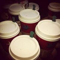 Photo taken at Starbucks by Jenna M. on 12/14/2012