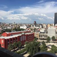 8/6/2017にLo S.がMirador Monumento a la Revolución Mexicanaで撮った写真