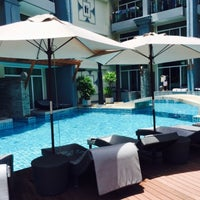 Photo taken at Ramaburin Resort by Violetta T. on 8/14/2015