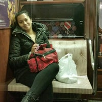 Photo taken at MTA Subway - 42nd Street Shuttle (S) by Kristine M. on 12/23/2016