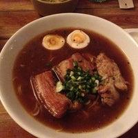 Photo taken at Uma Uma Japanese Kitchen by Ramses L. on 5/4/2013