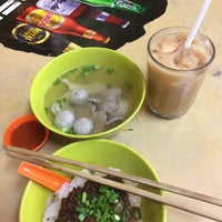Photo taken at Tang City Food Court 唐城美食中心 by Evilz B. on 6/24/2017