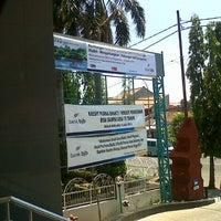 Photo taken at Bank Jabar Banten by piieucuu on 9/24/2013