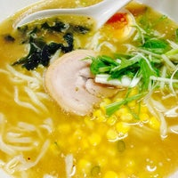 Photo taken at ラーメンいっき by 藤澤 智. on 7/19/2014