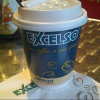 Photo taken at EXCELSO Express by Olivia S. on 12/22/2012