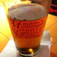 Photo taken at Mackey's Mudhouse and Grille by j on 9/5/2013