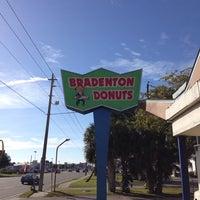 Photo taken at Bradenton Donuts by j on 11/29/2013