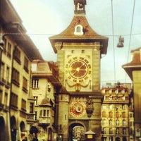 Das Foto wurde bei Zytglogge von Claudio B. am 11/4/2012 aufgenommen