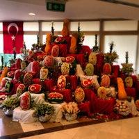 8/5/2013 tarihinde Cura M.ziyaretçi tarafından Mukarnas Spa Resort Hotel'de çekilen fotoğraf