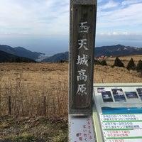 Photo taken at 西天城高原牧場 by Kyusuk C. on 1/11/2016