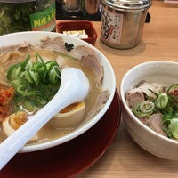 Photo taken at ラーメン横綱 安城店 by のりっと on 4/22/2018