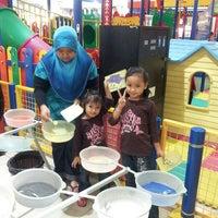 Photo taken at Kid's World by faridatul zahara m. on 6/16/2013