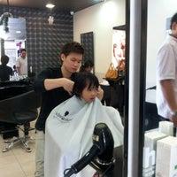 Photo taken at Hair Secret Salon by faridatul zahara m. on 12/1/2012