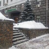 "Photo taken at ПАО ""Киевметрострой"" by Marina R. on 1/26/2016"