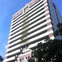 Photo taken at Bangkok University by PaKorn P. on 11/3/2012