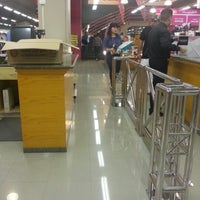 Photo taken at Jarir Bookstore by miaaaaa on 12/14/2012