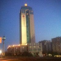 9/2/2013 tarihinde Ümit D.ziyaretçi tarafından Kaya İstanbul Fair & Convention Hotel'de çekilen fotoğraf
