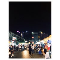 Photo taken at Ben Thanh Night Market by Adeep L. on 1/24/2014
