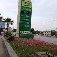 Photo taken at BP by Zeki B. on 7/31/2014