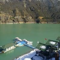 Photo taken at Çoruh Marina Restaurant by Nurcan K. on 2/19/2017