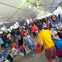 Photo taken at Pureen Warehouse Sale by Siti Zubaidah Z. on 3/7/2015