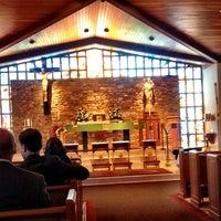 Photo taken at St. Joseph Catholic Church by Jeanie R. on 9/7/2013