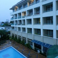 Photo taken at Surin Majestic Hotel by Thii M. on 7/21/2013