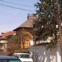 Photo taken at Strada Locotenent Aviator Vasile Fuică by ioana f. on 3/19/2014
